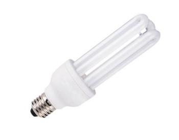 3U15WB22.  MINI 3U 15w B22 CFL`s 3U- B22 lamp.