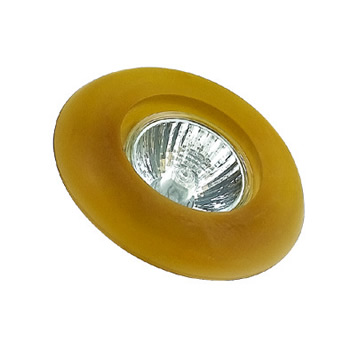 GDL/A - Glass Downlight  Amber