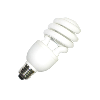 MS11WB22.  Micro Spiral 11w B22 CFL`s MicroSpirals lamp.