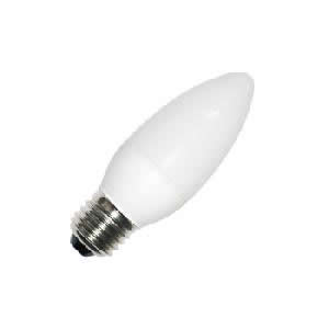 C7B22.  B22 7W - Candle CFL`s Candle lamp.