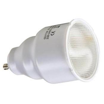 GU109W.  GU10 Compact Fluorescent - CF 9w Lamp 3000K CFL`s GU10 lamp.