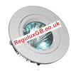 DLLR02 - Diecast Fixed Downlight MR11