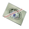DLLRSQ - Lock Ring Square Downlight Diecast