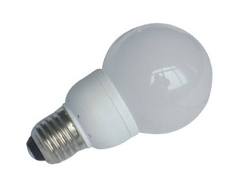 GL11WE27.  Globe 11w E27 CFL`s Globe lamp.