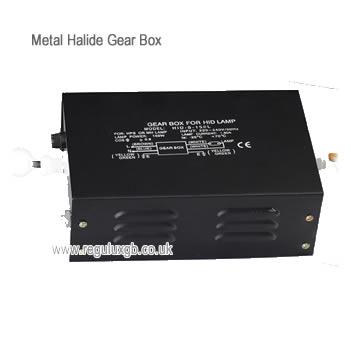 Gearbox - Metal Halide