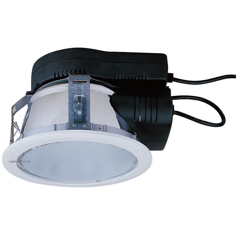 Standard PL Downlights in 1x18w, 2x18w, 1x26w and 2x26w