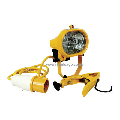 150w Halogen Hand Held Site Light