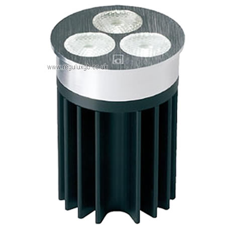 High Power LED Lamp - 3x3w 60 Degree Flood