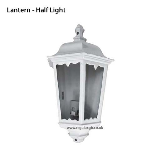 Outdoor lighting - Lantern - Half Light