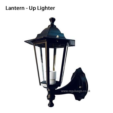 Outdoor lighting - Lantern - Up lighter