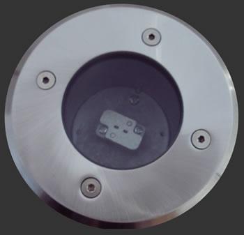 FOX1/GU10 - Inground Stainless Steel  GU10 240v 35W MAX