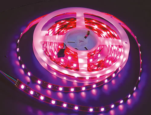 Flexible Ribbon LED Strip - RGB